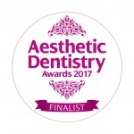 Aesthetic Dentistry Awards Finalist 2017