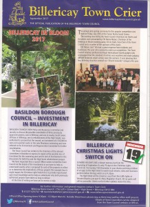 Billericay in Bloom 2017